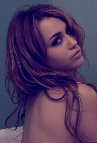 Miley's New Photoshoot