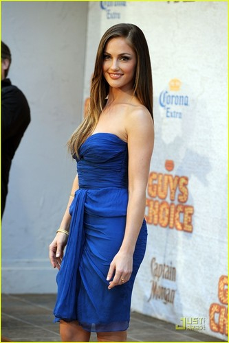 Minka Kelly - Guys Choice Awards 2011