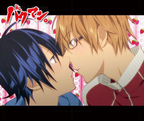 Moritaka and Akito
