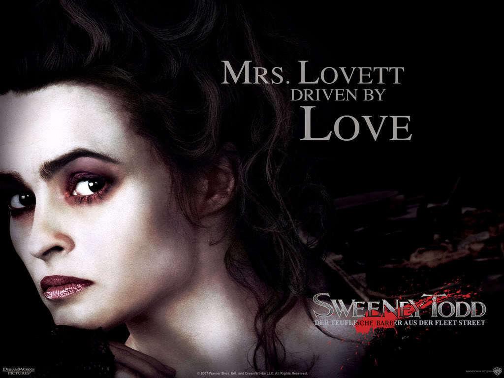 Mrs. Lovett wallpaper - Sweeney Todd Wallpaper (22617601 ...