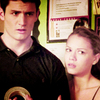 Naley photo containing a portrait titled Naley in 3x16