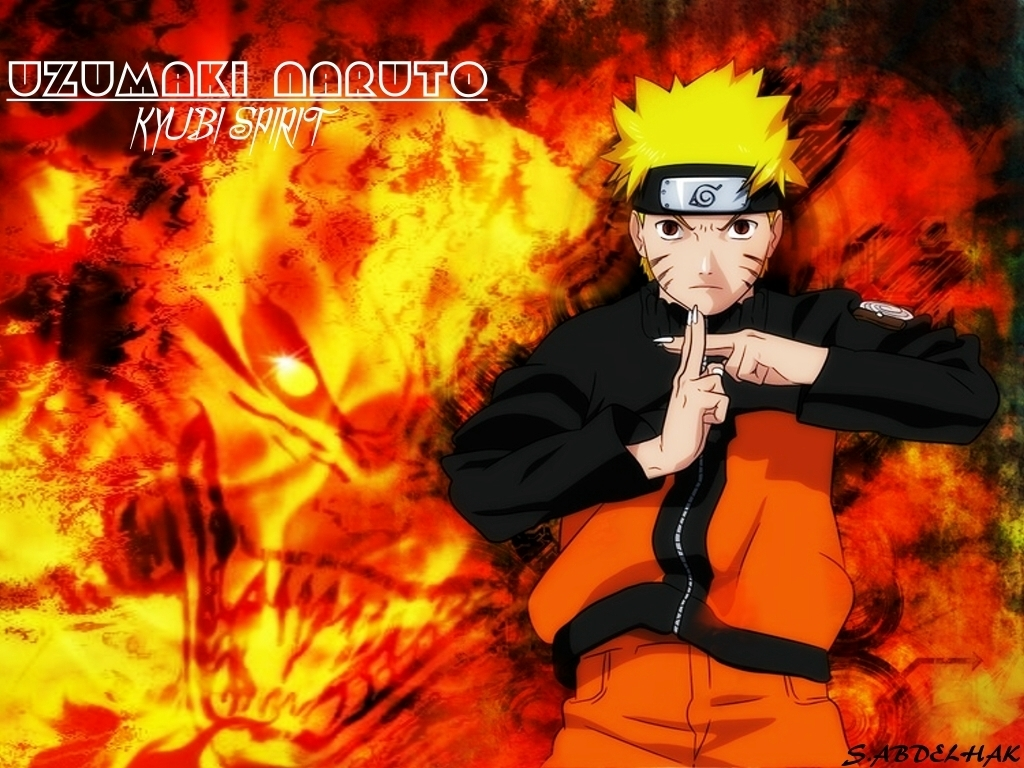 Uzumaki Naruto Gambar 3 Hd Wallpaper Background Foto Possibly Anime