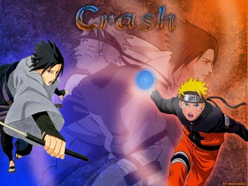 Наруто X Sasuke