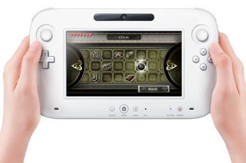 New Nintendo Wii U Controller