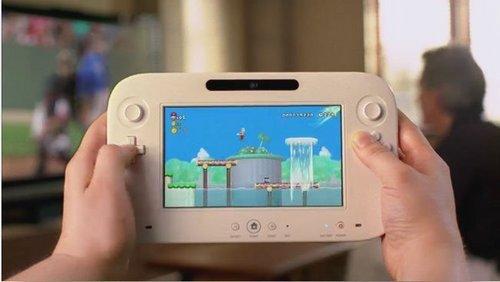 New নিন্টেডো Wii U Controller