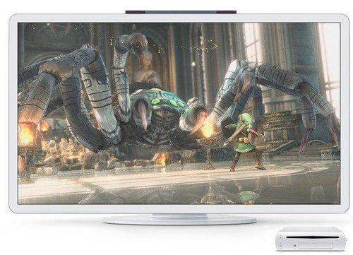 New 任天堂 Wii U Controller