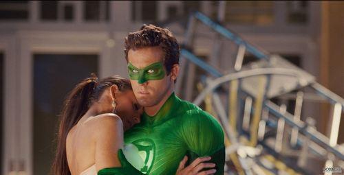 New stills of Blake Lively in Green Lantern
