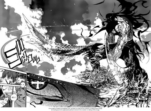 Air Gear wallpaper probably containing a street entitled Nike's Jade Road Swords