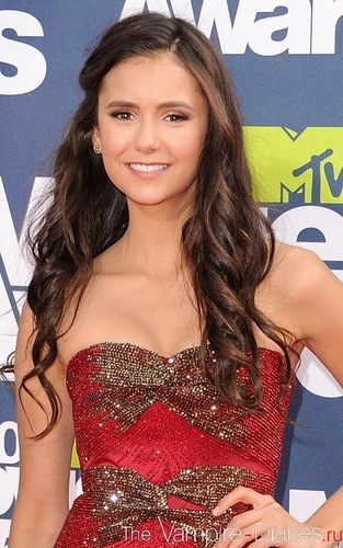 Nina at 엠티비 Movie Awards
