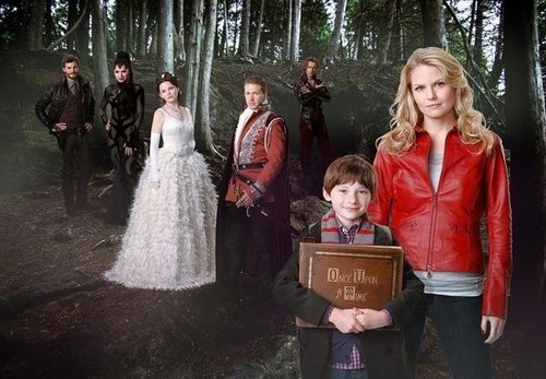 Once Upon A Time promos