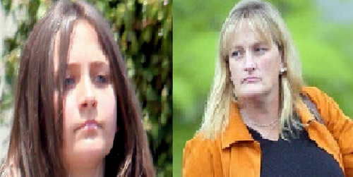 Paris and Debbie Rowe are identical