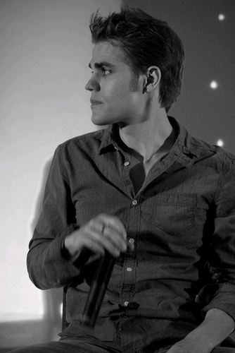 Paul Wesley in insurgence Great Britain 04-06-2011