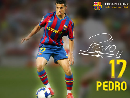 Pedro Rodriguez 2009/10