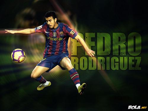 FC Barcelona Images Pedro Rodriguez Wallpaper HD Wallpaper