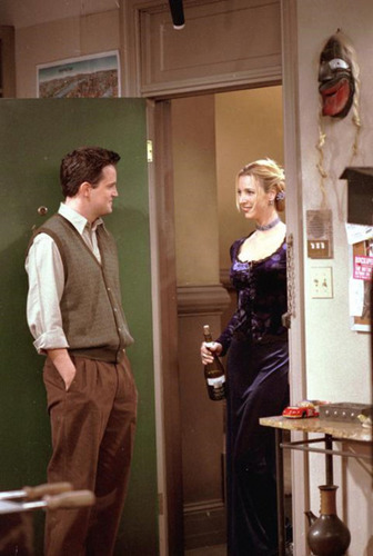 Phoebe & Chandler