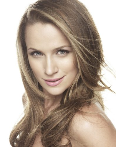 Shantel VanSanten wallpaper containing a portrait and attractiveness called Photoshoot