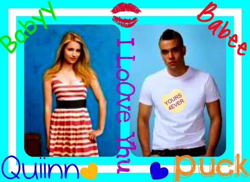 Quinn And Puckerman xxxxx