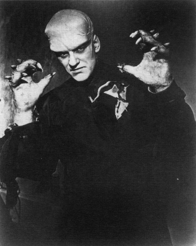 RIP James Arness as the Thing in the thing from another world