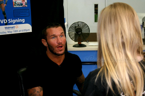 Randy orton DVD (that's what i'm ) movie