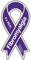 Ribbon - fibromyalgia-awareness photo