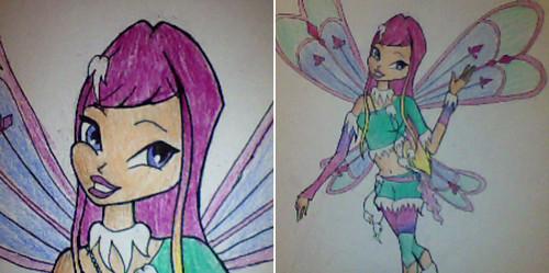 Roxy - Lovix & Sophix - Fan Art