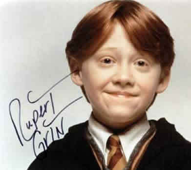 Rupert Grint is so freakin' cute!