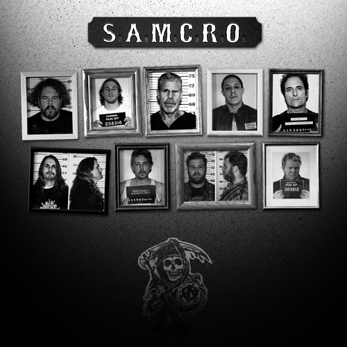 Sons Of Anarchy wallpaper called SAMCRO