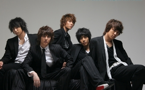 Just Kpop  BoyBands! images SS501 wallpaper and background photos