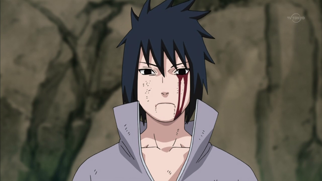 how tall is sasuke shippuden