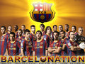 fc-barcelona - Season 2010/11 Squad wallpaper