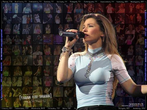 Shania Twain wallpaper called Shania Twain
