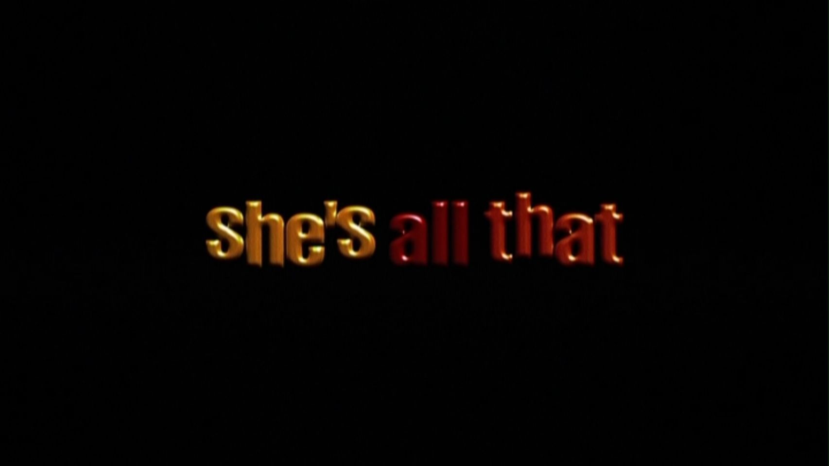 She's All That [1999] - She's All That Image (22685904 ...
