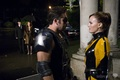 Silk Spectre II & The Comedian - watchmen photo