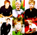 Six Photos - Bradley James :) - arthur-pendragon photo
