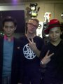 T.O.P AND GD WITH DIPLO