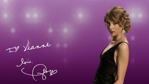 Taylor تیز رو, سوئفٹ Autograph