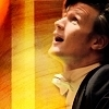 The Eleventh Doctor photo probably containing a portrait entitled The Doctor