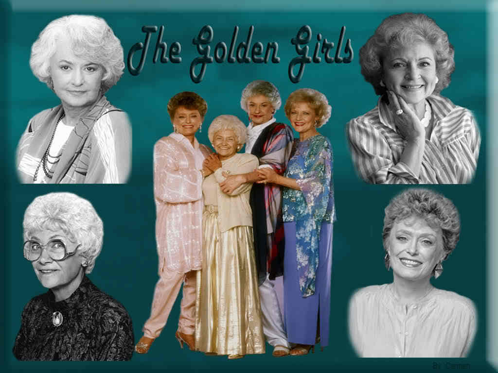The Golden Girls Images HD Wallpaper And Background Photos