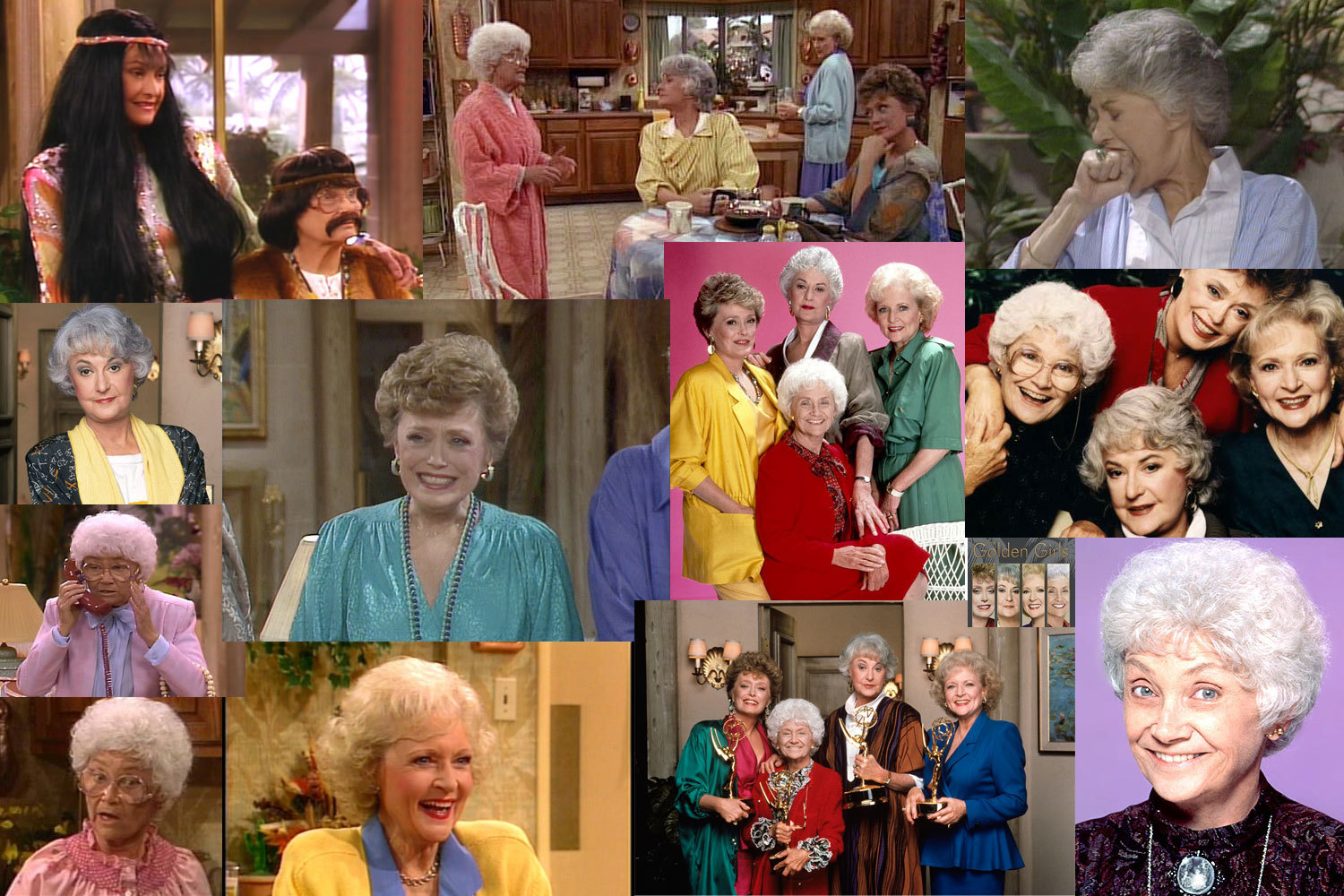 the golden girls The golden girls is a wonderfully written, extremely funny show that will always be one of the greatest comedy efforts of all time the show has laughter everyone can .