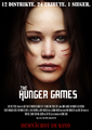 The Hunger Games (Fanmade Movie Poster) - the-hunger-games-movie fan art