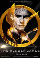 The Hunger Games fanmade movie poster - Cato
