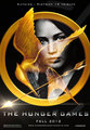 The Hunger Games fanmade movie poster - Katniss Everdeen - the-hunger-games-movie fan art