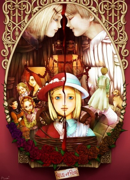 Fan Arts De Rule Of Rose