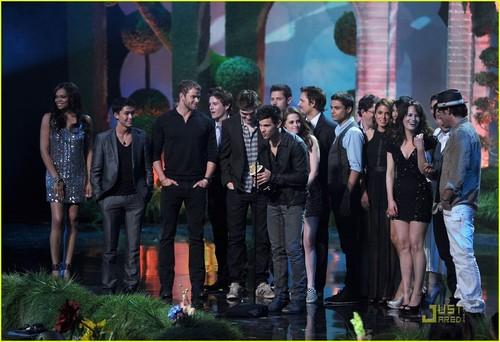 The Twilight Saga: Eclipse Wins 5 MTV Movie Awards!