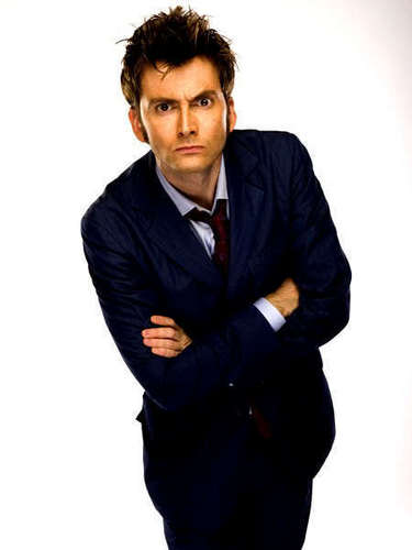 The Tenth Doctor wallpaper with a business suit, a suit, and a well dressed person entitled Season 4 Promotional Picture
