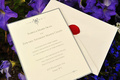 "The wedding invitation from ""Breaking Dawn"" - twilight-series photo"