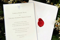 "The wedding invitation from ""Breaking Dawn"" - twilight-series photo"