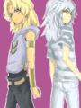 Thiefshipping - bakura-and-marik photo