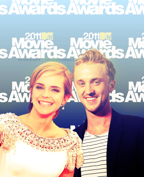 tom felton 2011 pictures. hair Ned Beatty and Tom Felton tom felton 2011. Tom amp; Emma [MTV Awards