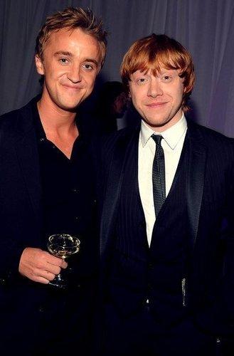 Tom & Rupert! *-*